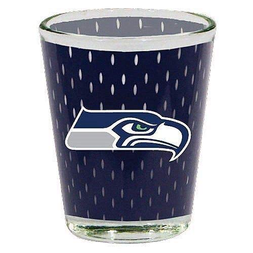 HUNTER Seattle Seahawks 60 ml Jersey Schnapsglas (Jersey Shot Glas)