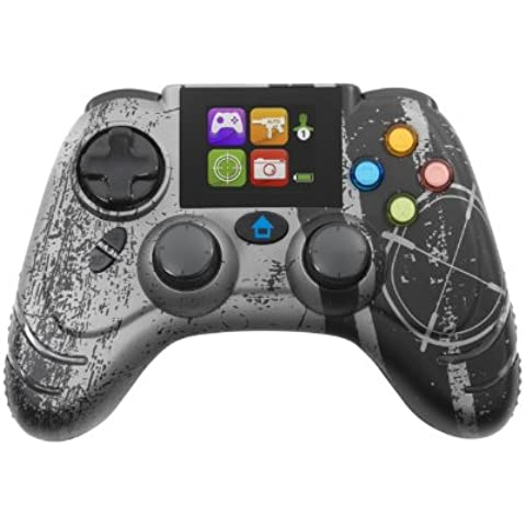 [Import Anglais]Wildfire Evo Wireless Controller With Combat Command LCD Display PS3