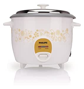 Philips Daily Collection HD3041/00 0.6-Litre Rice Cooker