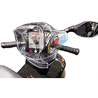Mobility Scooter Control Panel/tiller Cover Clear