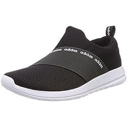 adidas Damen Cloudfoam Refine Adapt Fitnessschuhe, Schwarz (Negbas/Carbon/Ftwbla 000), 37 1/3 EU