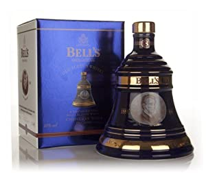 Bells 8 Year Old 2004 Christmas Decanter Blended Whisky