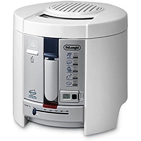 DE LONGHI Friggitrice F26237W1 Capacità 2.3 Litri 1800 Watt Colore Bianco