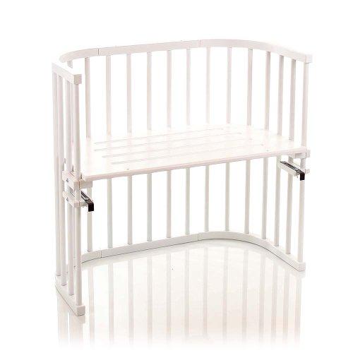 Babybay® Original Beistellbett, weiß lackiert