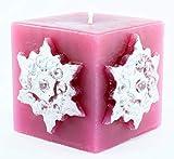Magic Candle World Candles pintado a