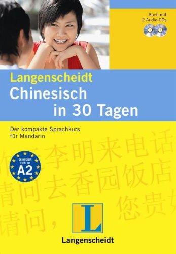 """Mandarin-chinesisch-cd (Langenscheidt Chinesisch in 30 Tagen - Set mit Buch und 2 Audio-CDs: Der kompakte Sprachkurs für Mandarin (Langenscheidt Selbstlernkurse """"... in 30 Tagen""""))"""
