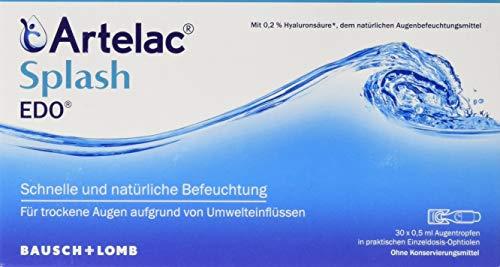 Artelac Splash Augentropfen EDO, 30 St. Ein-Dosis-Behälter