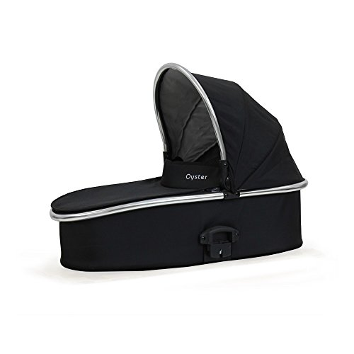Oyster Max 2 Carrycot Colour Pack (Black)