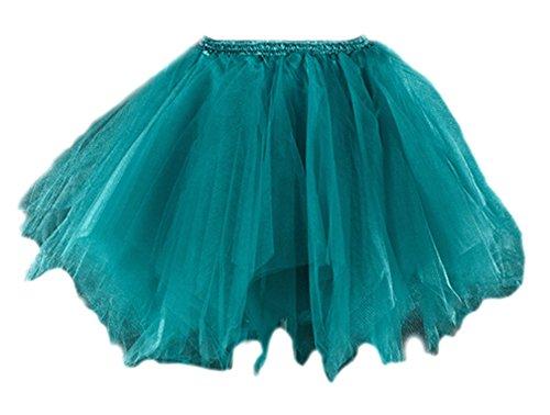 Honeystore Damen's Tutu Unterkleid Ballet Rock Abschlussball Abend Gelegenheit Zubehör (Und Für Kinder Romeo Julia Kostüme)