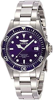 Invicta 9204 - Reloj para hombre color azul / plateado
