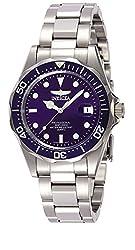 Invicta Pro Diver Unisex Analogue Classic Quartz Watch With Stainless Steel Bracelet – 9204