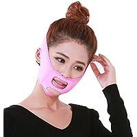Kompakte Schönheits-Neopren-Maske Doppelkinn-Bandage Erstellen Gesichtsprofil,Pink preisvergleich bei billige-tabletten.eu