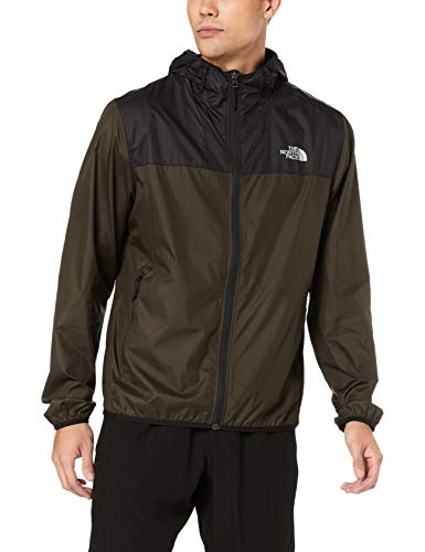 THE NORTH FACE Herren Cyclone 2 Kapuzenjacke, New Taupe Green/TNF Black, M