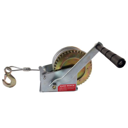 1200lb-hand-winch-boat-marine-trailer-65ft-manual