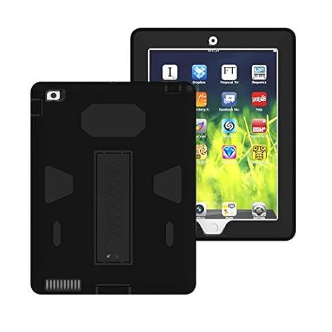 VISVEIL iPad 2 Case, iPad 3 Case, iPad 4 Case,