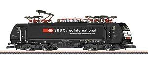 Märklin 88195eléctrico Lok BR 189mrce SBB Cargo, Varios