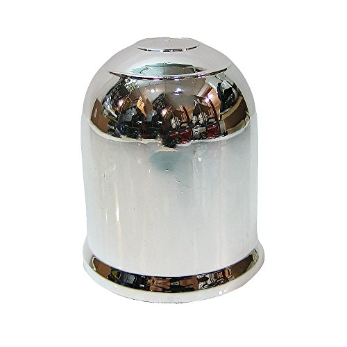 Enganche Tapón Plástico Cubierta CROMO BOLA de Remolque tow-ball Protector Coche