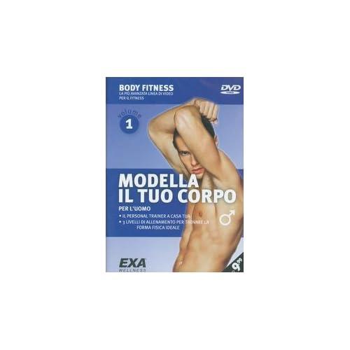 Modella Il Tuo Corpo. Per L'uomo. Dvd: 1