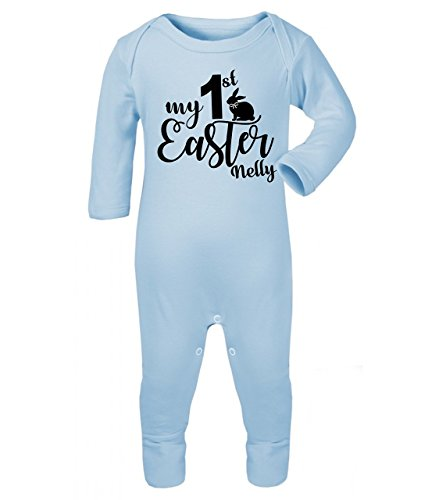 Desertcart ickle peanut buy ickle peanut products online in personalised my first easter babygrow baby vest new baby gifts newborn baby gifts personalised babywear baby firsts boys easter baby outfit negle Gallery