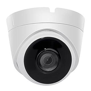 POE Dome Camera, Savvypixel 4.0MP IP Security Cameras, Waterproof Outdoor & Indoor Surveillance Camera With Day & Night Vision (4MP)
