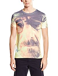 Plastic Head Breaking Bad Walter Face (Dye Sub) Tsds - T-shirt - Homme