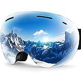 Best Zionor Snowboards - ZIONOR XA Maschera da Sci Snowboard Occhiali da Review
