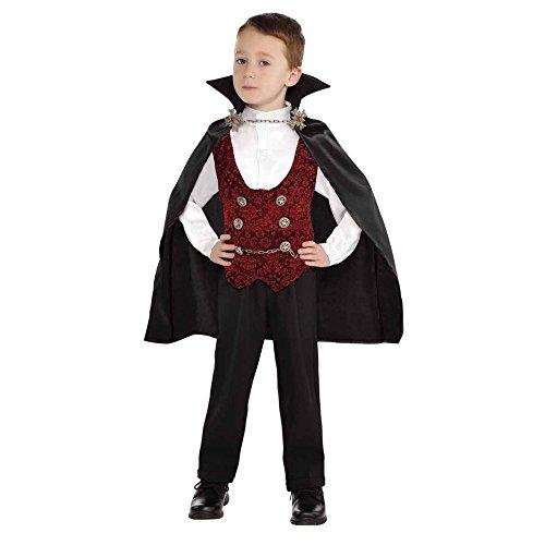 m SunRlity Kinderkost¨¹m Anzieh f¨¹r Halloween Christmas Carnival Party (2-4T, Vampire Boy) (Vampir Sarg Kostüm)
