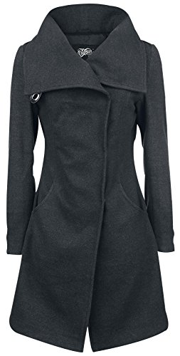 Vixxsin -  Cappotto  - Donna grigio Medium