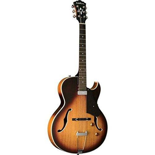 Washburn HB15C TS Semi-Acoustic 'guitarra–Sunburst cuerpo hueco (TS)