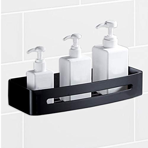 DyNamic Edelstahldusche Caddy Lagerung Küche Rack Holder Wand Mount Rechteck Bad Drain Shelf -