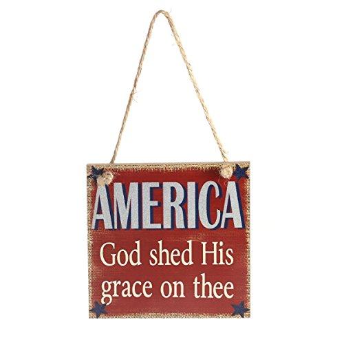 hild Zum Aufhängen, Unabhängigkeit Tag Party Dekorationen, Amerika ()