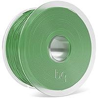 BQ Easy Go - Filamento PLA de 1.75 mm (100% PLA, resistente a la acetona, rápido endurecimiento) color grass green