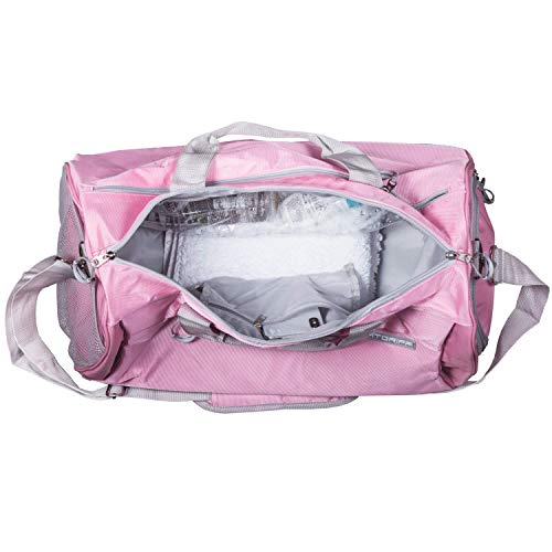 Fitgriff Damen Sporttasche Small Pink offen