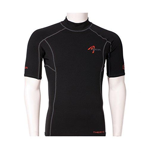 Ascan Thermoshirt Shirt Kurzarm Thermo Unterzieher UV-S…   04049573303046