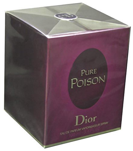 Dior Pure Poison Damen Eau de Parfum Duft Spray für Sie 100ml