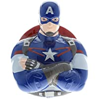 Preisvergleich für Marvel Captain America Ceramic Coin Bank by Marvel