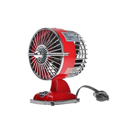 LDFN Mini Tischventilator Für Haus Büro Im Freien Spielraum Stiller Retro- Schreibtisch-Ventilator,E-10cm (Retro Schreibtisch-ventilator)