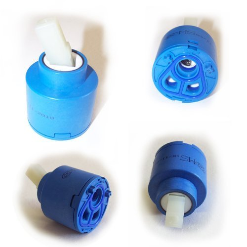 40mm Ceramic Disc Cartridge Valve For Single Lever Monobloc Bathroom Or Kitchen Mixer Taps - Tap Replacement Spares by Grand Taps