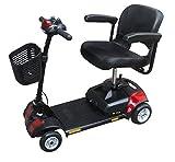 Awsgtdrtg Seniorenmobil Elektromobil,Altersgerechtes Behindertenfahrzeug Für Senioren Oder Personen Mit Einer Gehbehinderung