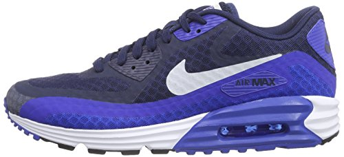 Nike Air Max Lunar90 Br, Baskets Basses homme Blau (Game royal/mdnght nvy-Black-White)
