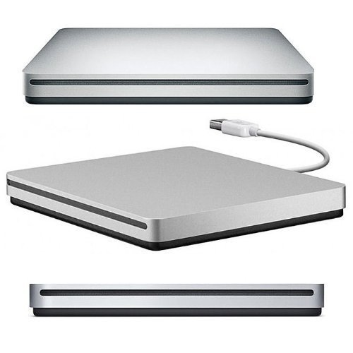 Eximtrade USB Esterno Blu-ray BD-ROM DVD DVD-RAM VCD CD RW Combo Lettore Bruciatore Combo Scrittore 3D Video per Apple Macbook Air Pro Retina iMAC Lenovo ThinkPad Sony Viao Samsung Acer Notebook Desktop Laptop PC Computer Portatile