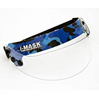 i-Mask Set Junior, Farbe blau Camo