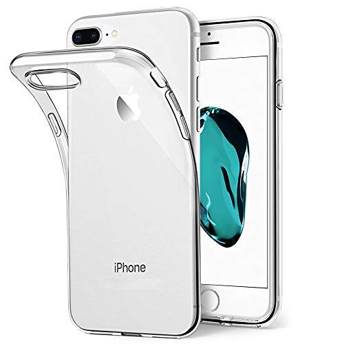 Bodyguard Hülle Schutzhülle für iPhone 6s, Handyhülle Transparent, Soft Silikon Bumper Case Cover, Ultra Dünn, Kratzfest Schutzhülle, Hohe Zähigkeit,Crystal Clear Hüllen for iPhone 6/6s [4,7 Zoll]