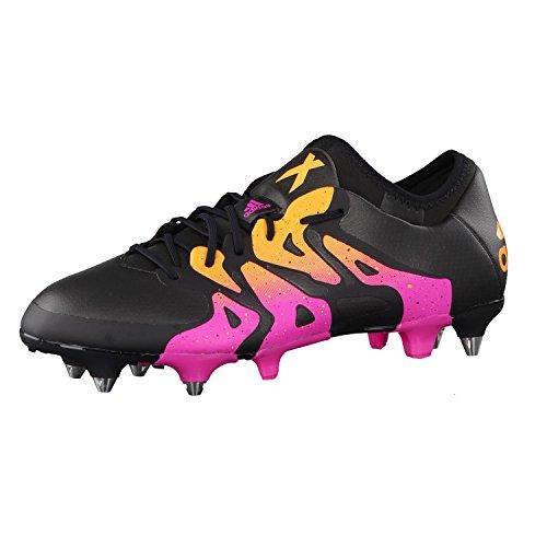 Scarpe Da Calcio Adidas Uomo X 15,1 Sg, Rosso, 38 Eu Nero