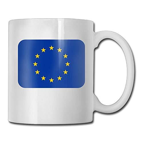 VVIANS European-Union Funny Printed Coffee Tea Mug Cup for Men Women Office Work Adult3.14W x 3.74H(8x9.5cm) Classic Union Suit