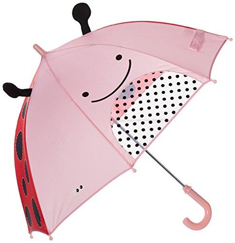 Skip Hop 235802 Kinder-Regenschirm, Variante Marienkäfer