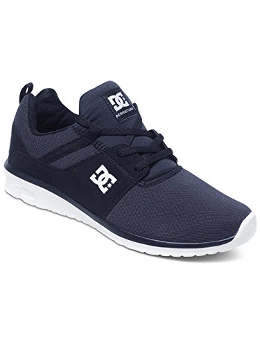 DC Shoes Heathrow, Baskets Basses Homme Bleu (Navy)