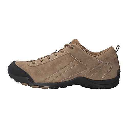 Mountain Warehouse Chaussures homme Daim Randonnée Marche Baskets basses Retreat Beige foncé