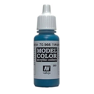 Vallejo P75 Mod?le Couleur Peinture Turquoise Val966 70966