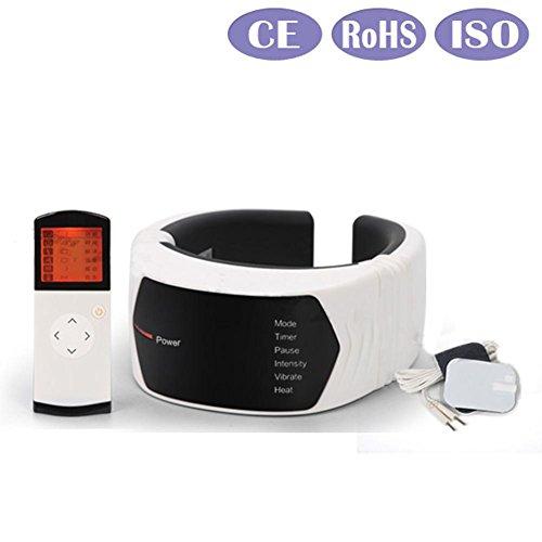 Meylee Cervical Wirbel Physiotherapie Instrument Fernbedienung Charge Pulse Aufkleber Smart Cervical Körper Massager - Körper Wieder Com-massagegerät